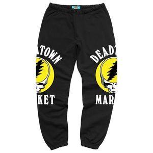 NEW Chinatown Market X Grateful Dead Sweatpants